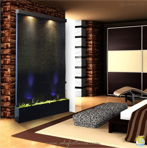 Floor Fountains Freestanding Water Features Standalone Walls