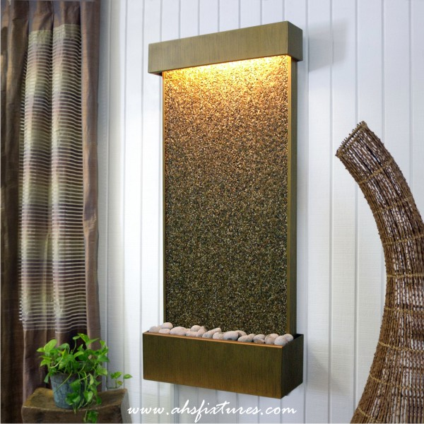Ahs Fixtures Malaysia Wall Decoration Fountain Interior