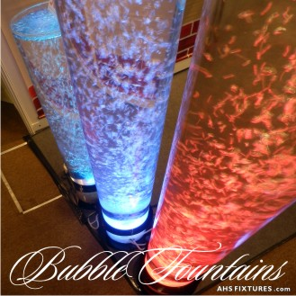Malaysia Bubble Water Features & Bubble Fountains
