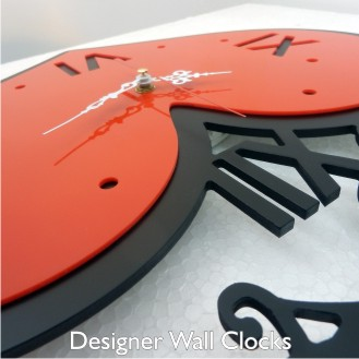 Designer Wall Clocks Made in Malaysia